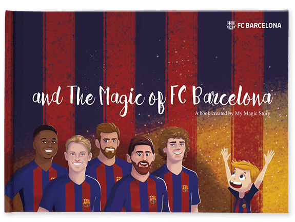 The Magic of FC Barcelona